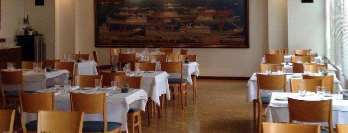 Club Sueco is one of Resto noche.