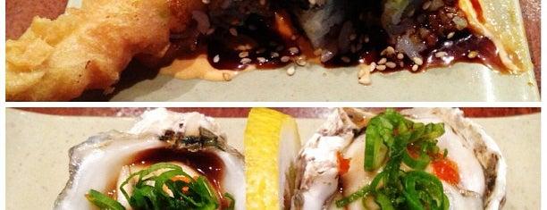 Warakubune Sushi Restaurant is one of CALI.