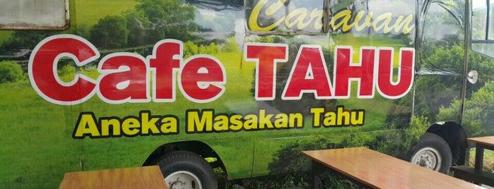 Cafe Tahu is one of Bali - Kuliner.