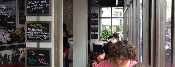 Roxi is one of Nos bars préférés à Bruxelles.