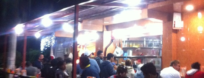 """Taqueria """"Los Paisas"""" is one of 50 lugares para comer rico (por menos de $150)."""