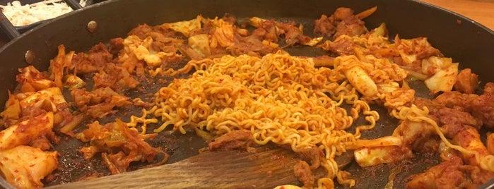 Mr. Dakgalbi - Pan Grilled Chicken Restaurant is one of Makan @ PJ/Subang(Petaling) #3.