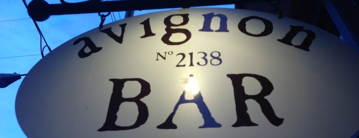 Bar Avignon is one of The 15 Best Places for Oysters in Portland.