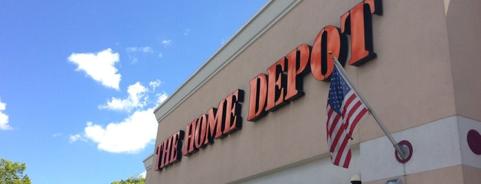 The Home Depot is one of Retailers on our site with in store pick up.