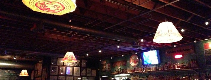 Whiskey Soda Lounge is one of Dan's Portland.