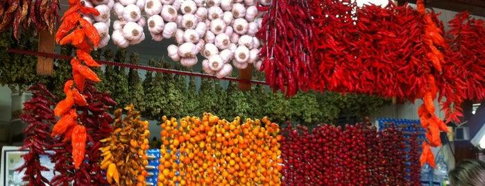 Mercado dos Lavradores is one of Madeira.