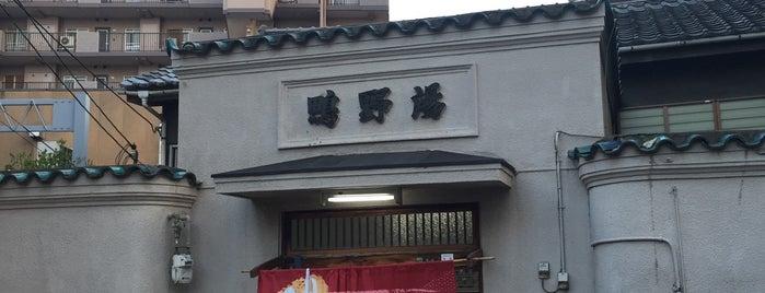 鴫野湯 is one of 銭湯.