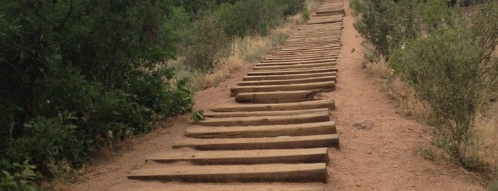 Mt. Manitou Incline Base is one of Favorite Places.