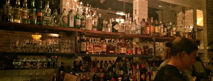 Maude's Liquor Bar is one of Rosé All Day: 30 Pink Wines to Sip Around Chicago.