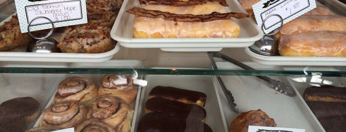 Kettle Glazed Doughnuts is one of The 15 Best Places for Pastries in Los Angeles.