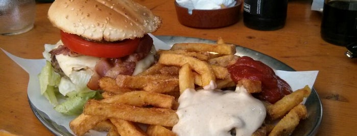 Hamburger Heaven is one of Burger in Berlin.