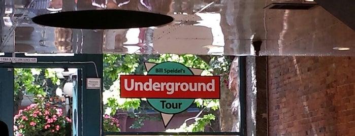 Underground Cafe is one of #2daysinSeattle.
