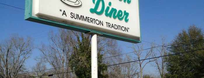 Summerton Diner is one of Summerton.