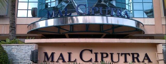 Mal Ciputra is one of Semarang Spots.