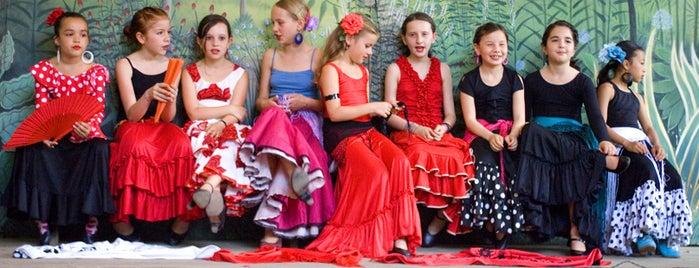 Anita Loinaz: Academia de flamenco is one of Sitios del mes.
