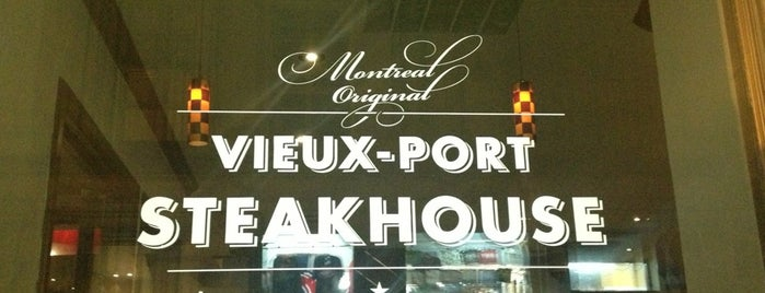 Vieux-Port Steakhouse is one of Brunch.