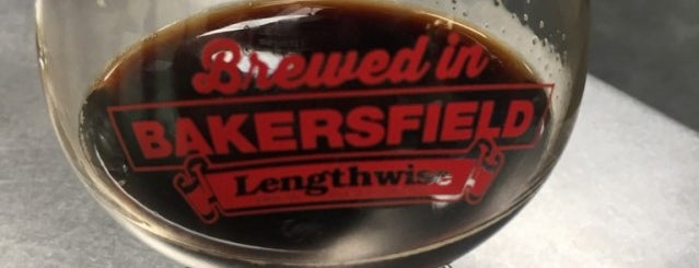 Lengthwise Brewing Company is one of Breweries - Southern CA.