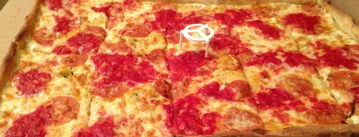 Rizzo's Fine Pizza is one of Astoria Food and Drink.