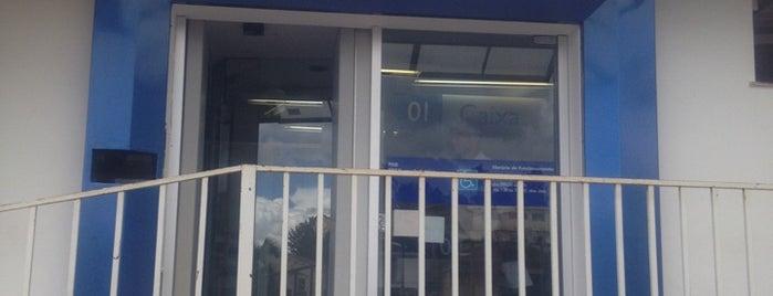 Caixa Econômica Federal is one of Hotspots WIFI Poços de Caldas.