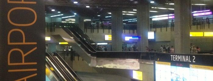 Terminal 2 (TPS2) is one of HAVALİMANLARI.