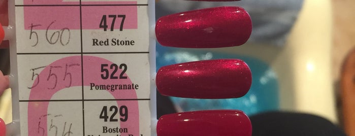 Avalon Nails is one of JODY & MY PLACES Owings Mills, & BALTIMORE,MD.