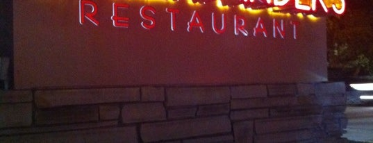 J. Alexanders Restaurant is one of The 15 Best Places for Burgers in Fort Lauderdale.