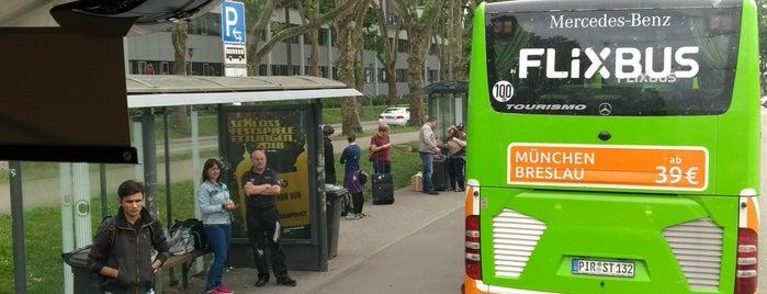Flixbus Haltestelle Köln