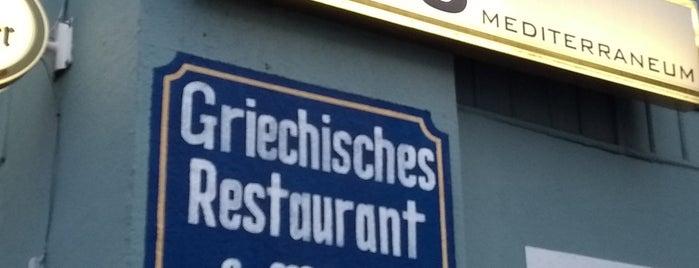 Alas mediterraneum is one of Berlin To Dos.
