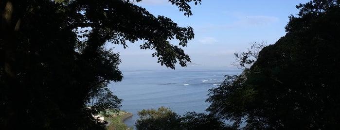 長柄桜山古墳群第二号墳 is one of 三浦半島の山々.