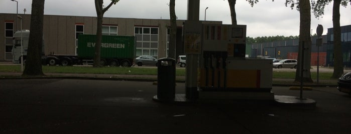 Shell is one of BP Tankstations.