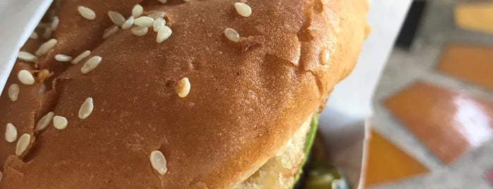 No No Burger is one of The 15 Best Vegetarian and Vegan Restaurants in San Francisco.