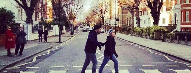 Abbey Road is one of Life.