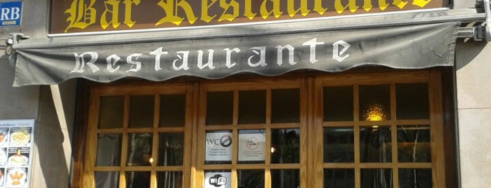 Mesón Castellano is one of Bars.