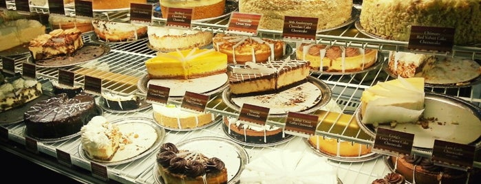 The Cheesecake Factory is one of Favorite Places.