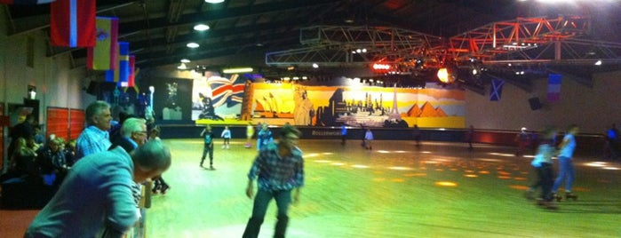 Rollerworld is one of Places.