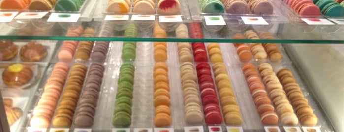 Macaron Parlour is one of Be a Local in the Upper West Side.