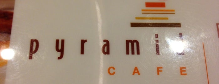 Pyramid Cafe is one of Check-In.