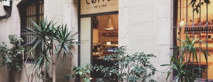 Nømad Coffee Lab & Shop is one of Bars.
