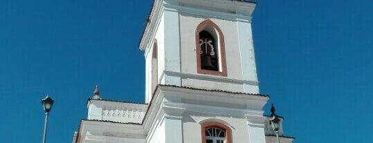 Igreja São Gonçalo is one of Guia turístico São João Del Rei.