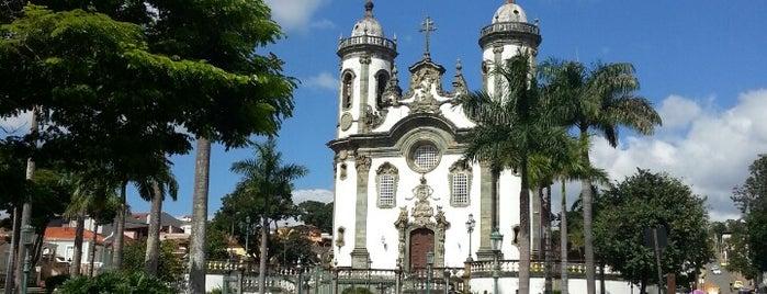 Largo de São Francisco is one of Guia turístico São João Del Rei.