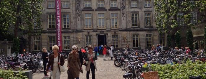 Het Noordbrabants Museum is one of Den Bosch.