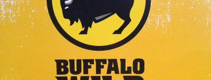 Buffalo Wild Wings is one of My Favorite Places To Eat.