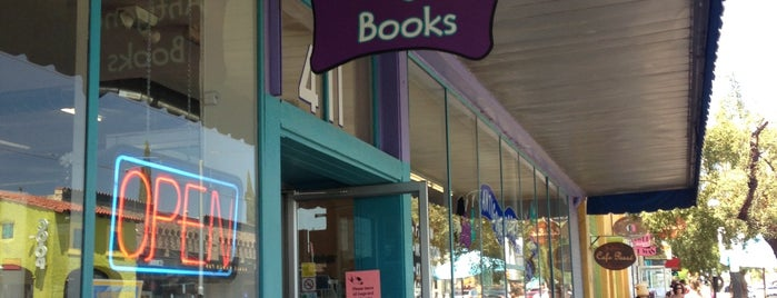 Antigone Books is one of things to do: tucson.