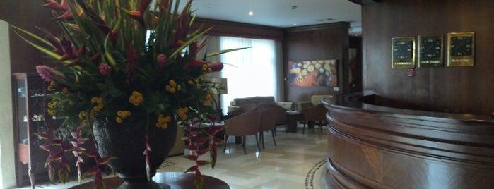 Hotel Dann Carlton Belfort is one of Hoteles Colombia.