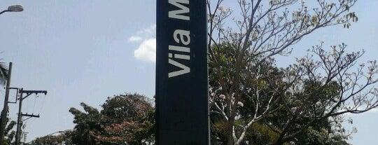 Estação Vila Matilde (Metrô) is one of Estive aqui.