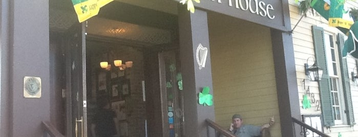 The Irish House is one of What we love about New Orleans.