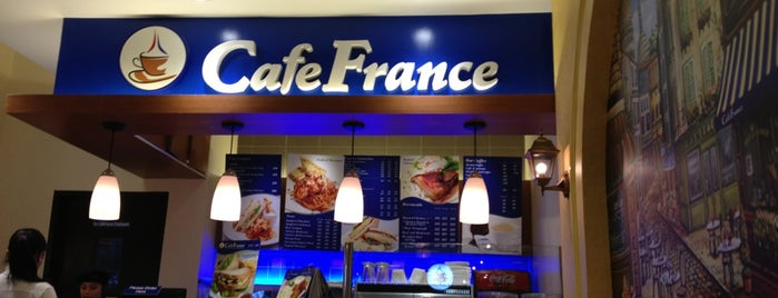 CaféFrance is one of GenSan Coffeeholic.