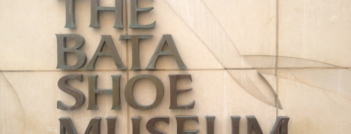 The Bata Shoe Museum is one of The Seven Days Guide to Toronto.