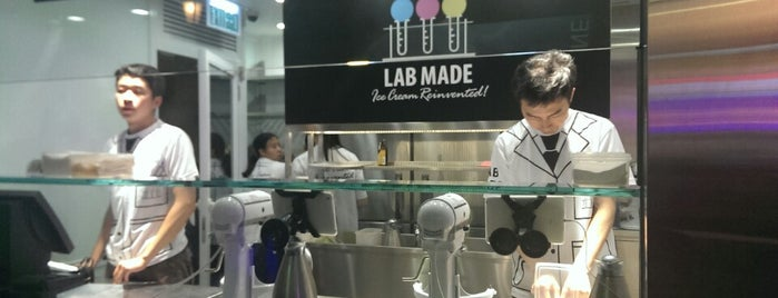 Lab Made is one of 香港。吃吃吃.