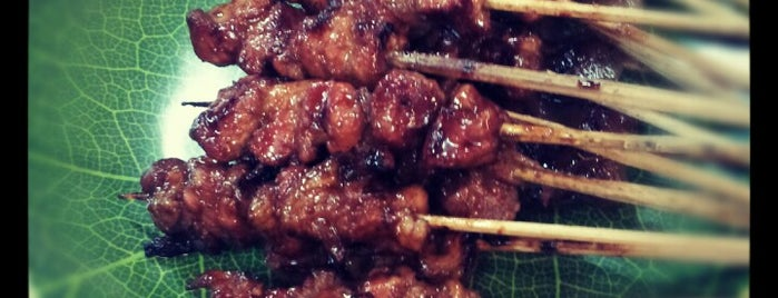 Sate Babi 36 is one of Destination in Jakarta..